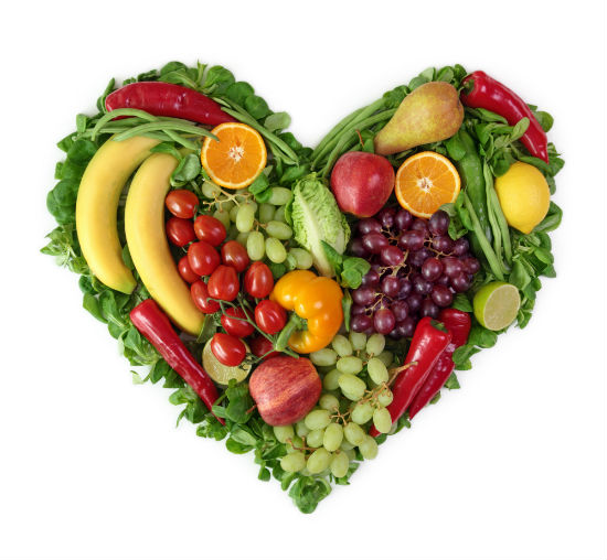 fuel your body with love
